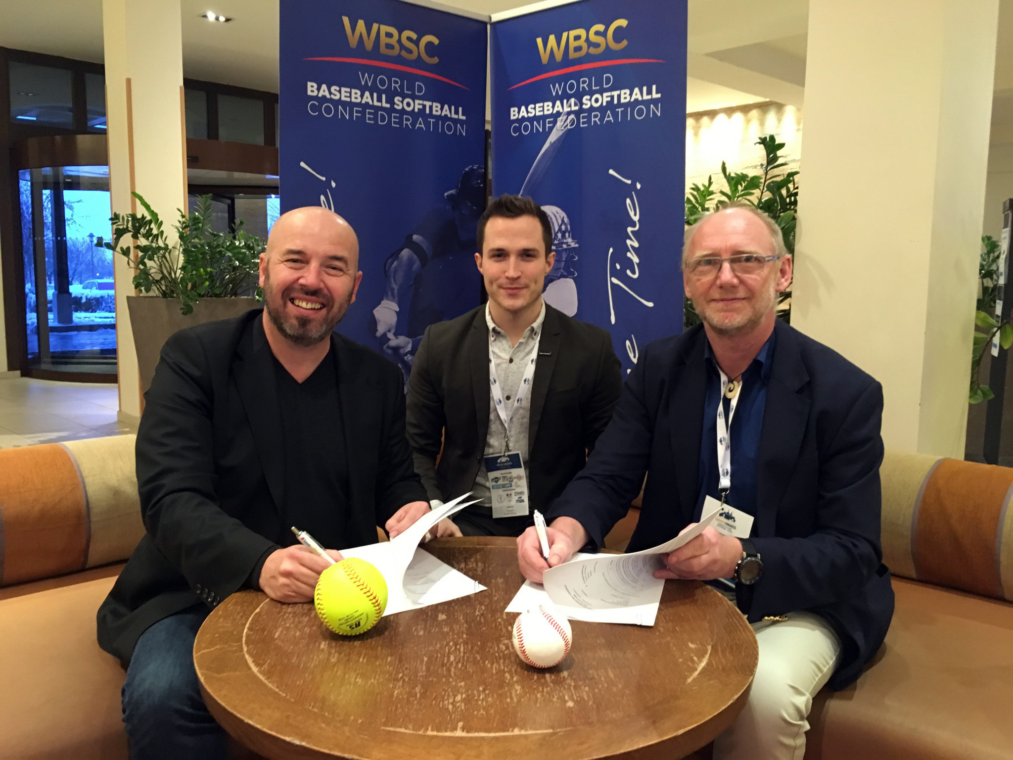 WBSC Europe announce partnership with Sportradar