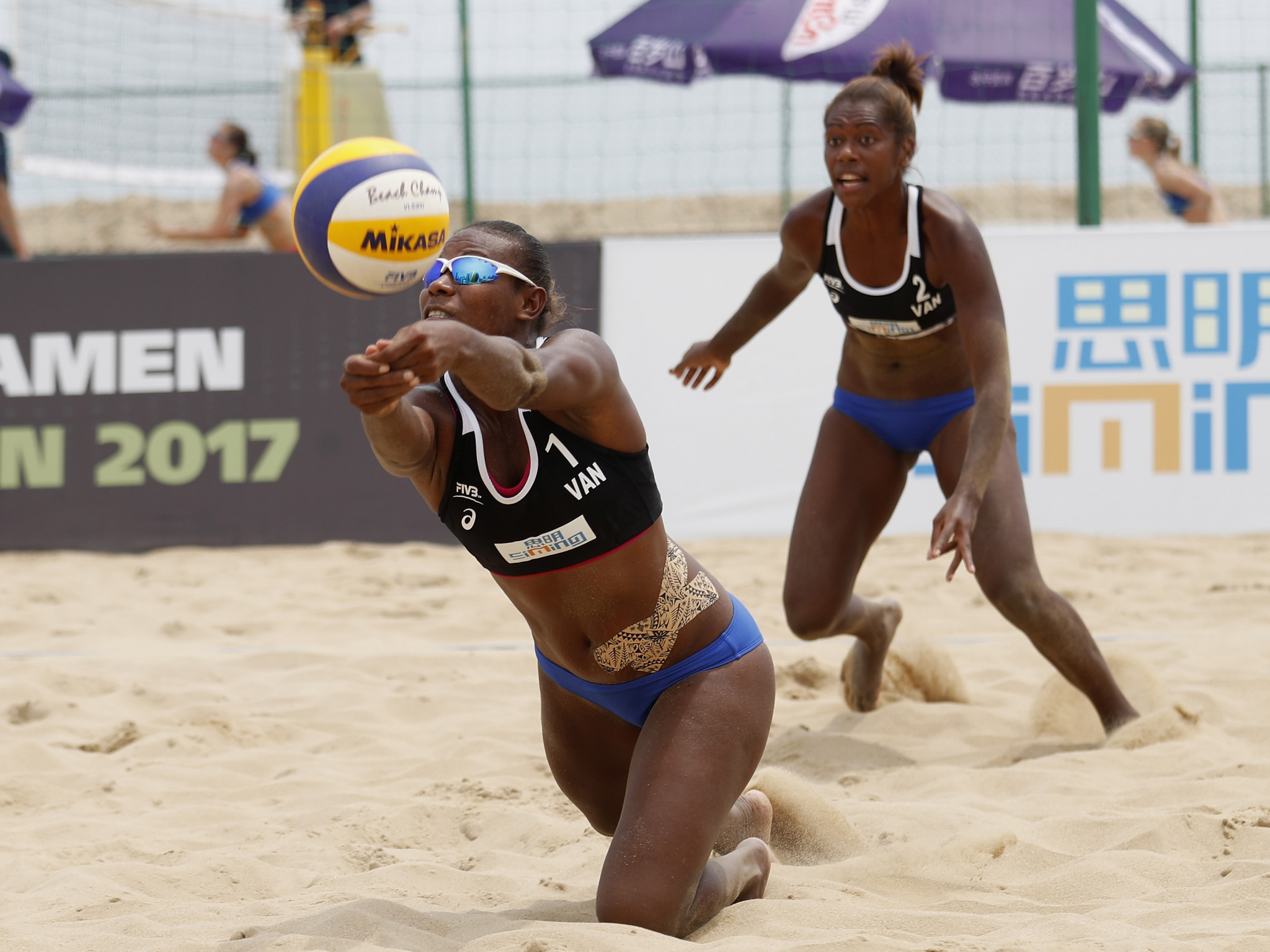 Schedule revealed for first Commonwealth Games beach volleyball competition at Gold Coast 2018