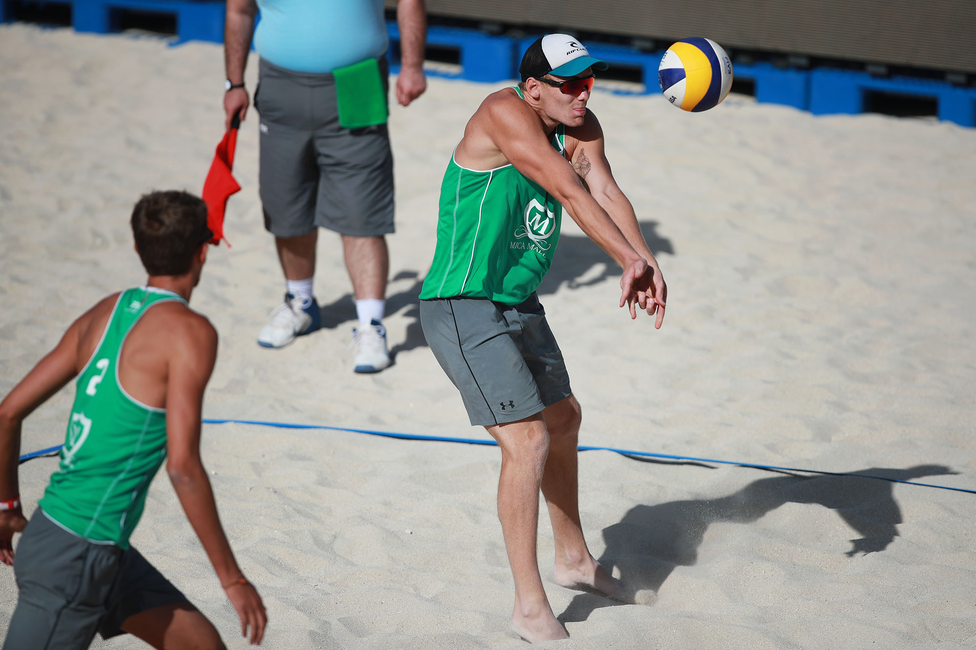 Konstantin Semenov has not featured at an FIVB event since the Rio 2016 Olympics ©FIVB