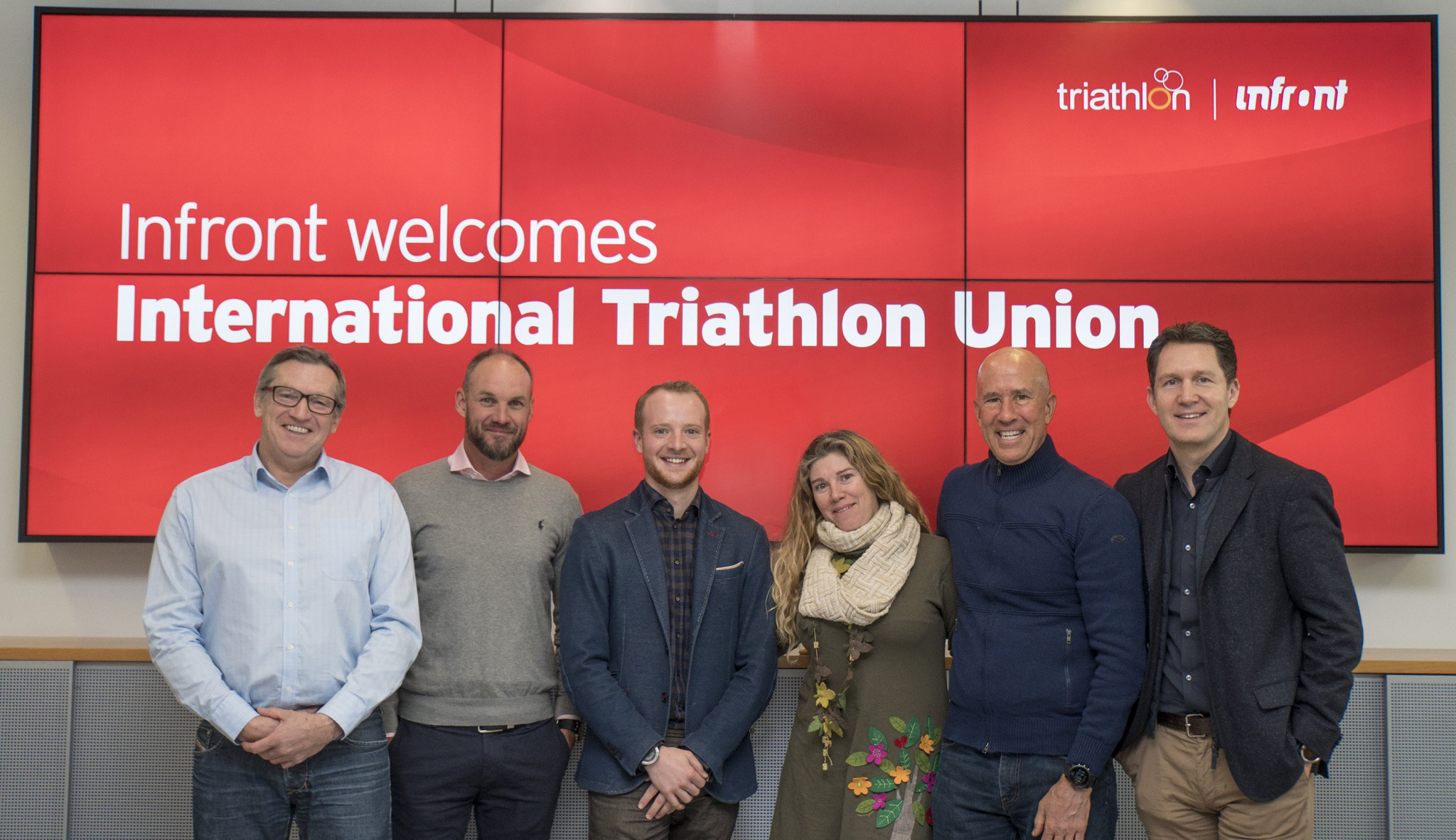 International Triathlon Union pen long-term deal with Infront