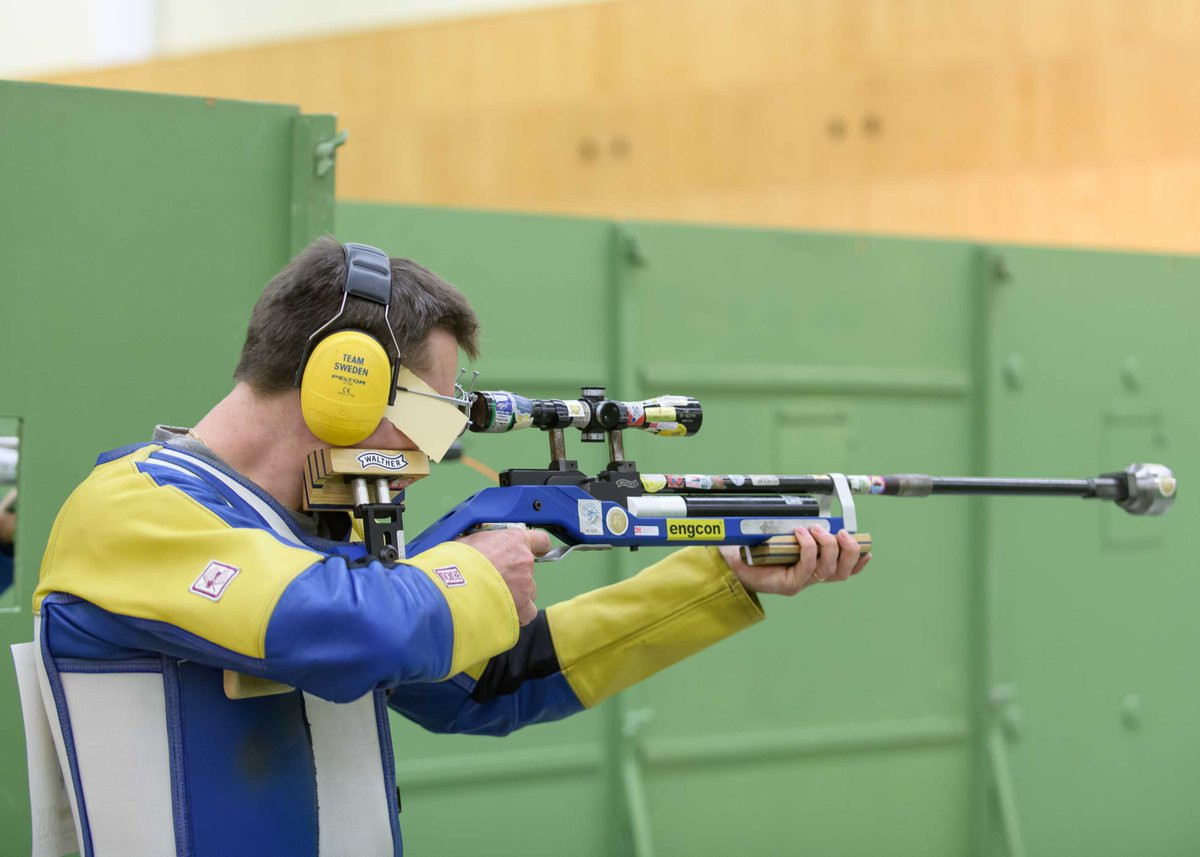 Martinsson wins all-Swedish duel at European Shooting Championship