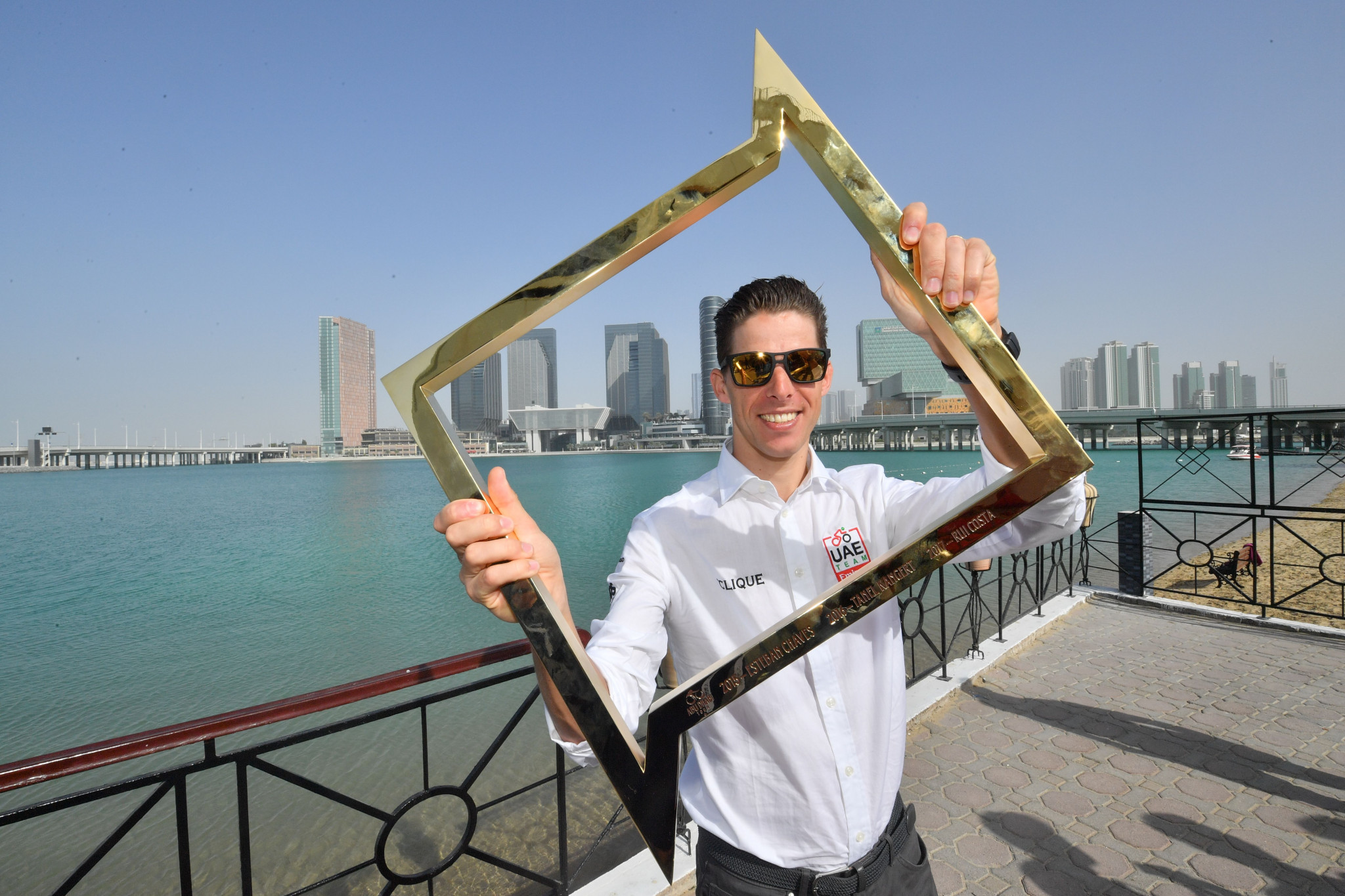 Time trial adds extra twist to expanded Abu Dhabi Tour