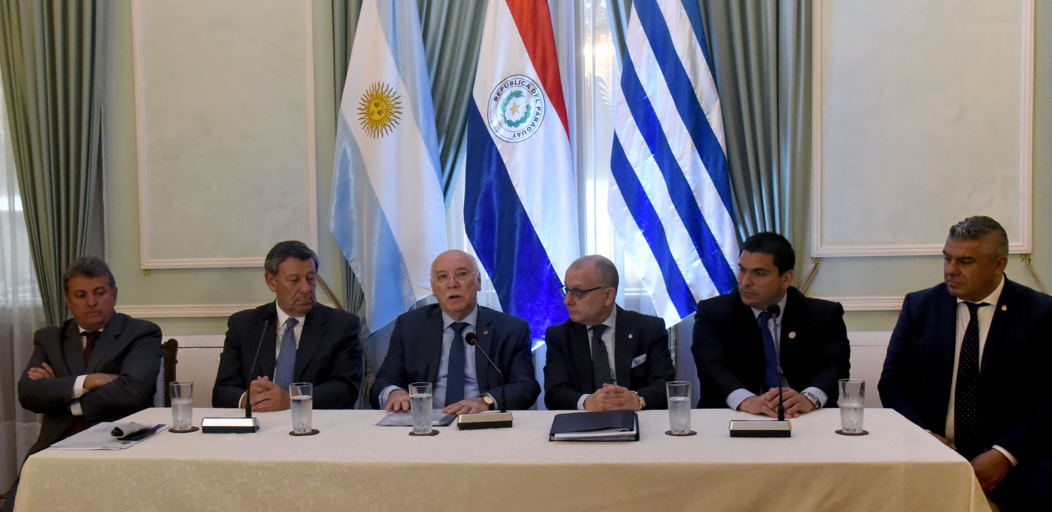 Argentina, Uruguay and Paraguay to promote 2030 World Cup bid at Russia 2018