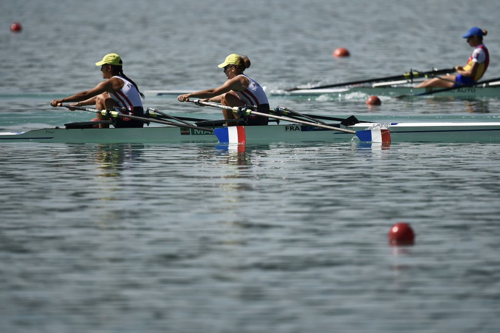 Silver medal holders among crews to come through repechage races at World Rowing Championships