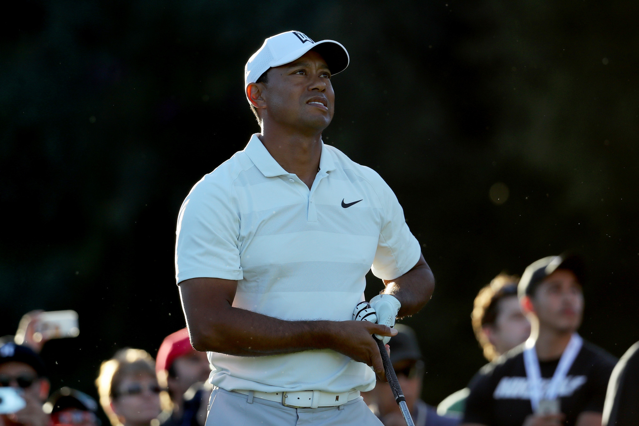 Tiger Woods recently returned to competitive action after a year out with a back injury ©Getty Images