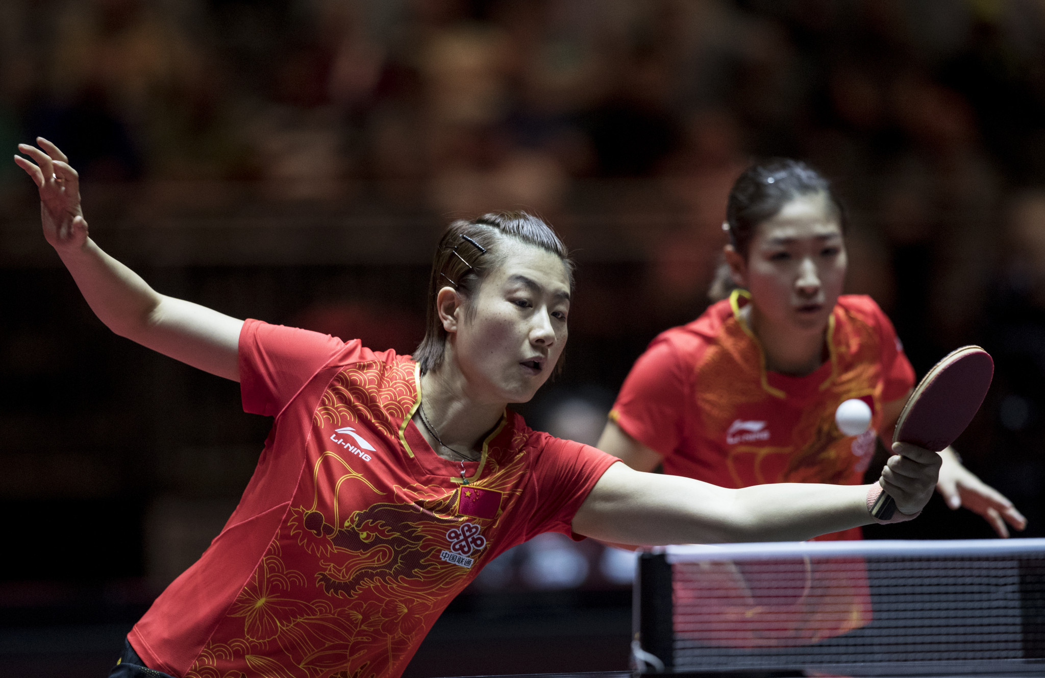China seek to defend both titles at ITTF World Team Cup