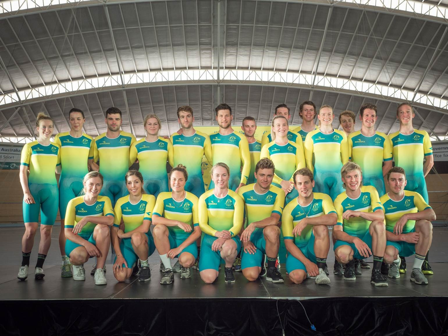 Australia name 36-strong cycling team for Gold Coast 2018 Commonwealth Games