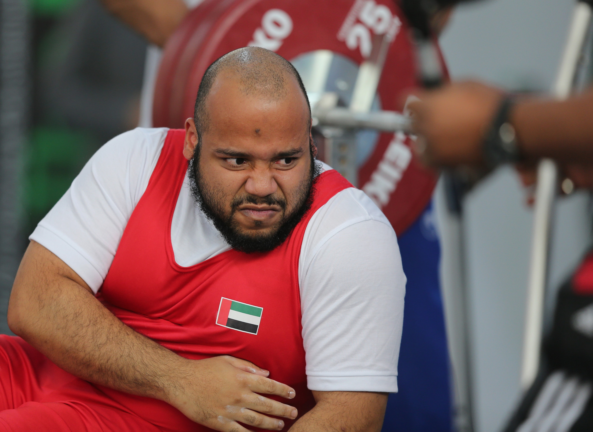Hosts clinch double gold on penultimate day of World Para Powerlifting World Cup in Dubai