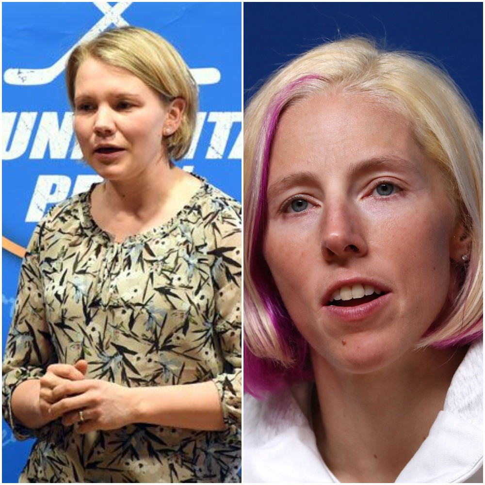 Finnish ice hockey player and American cross-country skier elected members of IOC Athletes' Commission