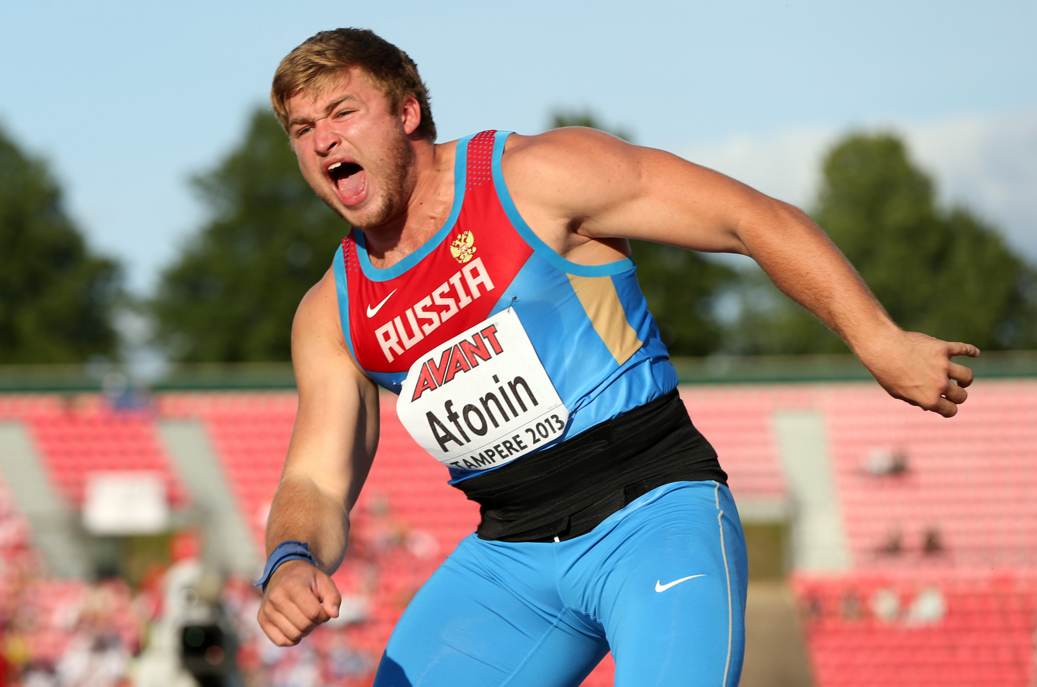 Maksim Afonin was granted ANA status by the IAAF yesterday ©Getty Images