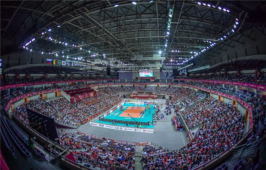 Nanjing announced as FIVB Women's Volleyball Nations League Finals host