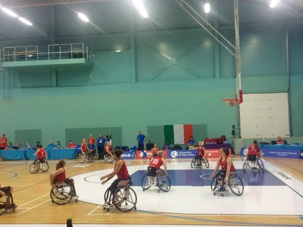 The Netherlands' women thrash Turkey to continue fine start in European Wheelchair Basketball Championships