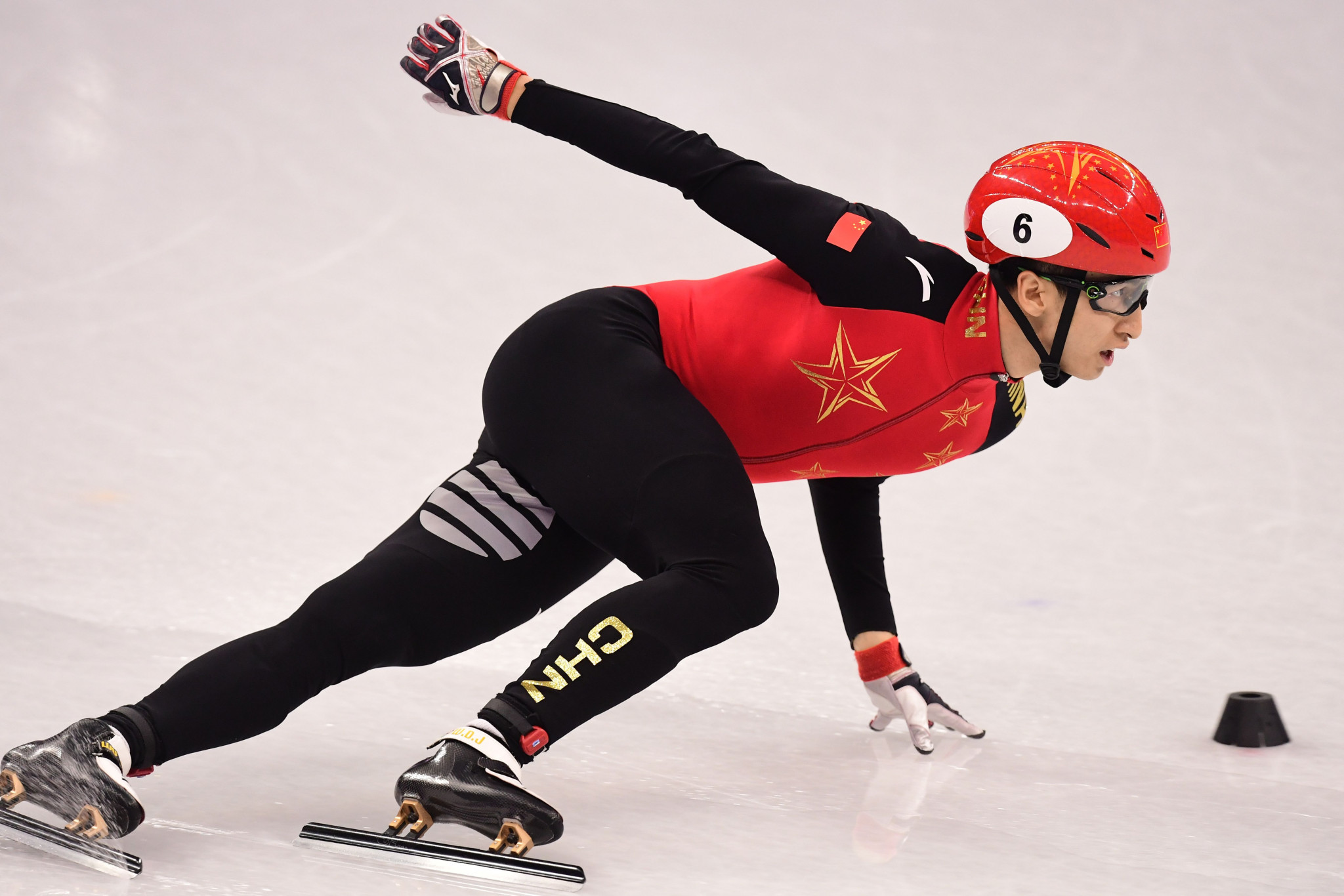 Wu breaks world record to clinch first gold for China at Pyeongchang 2018