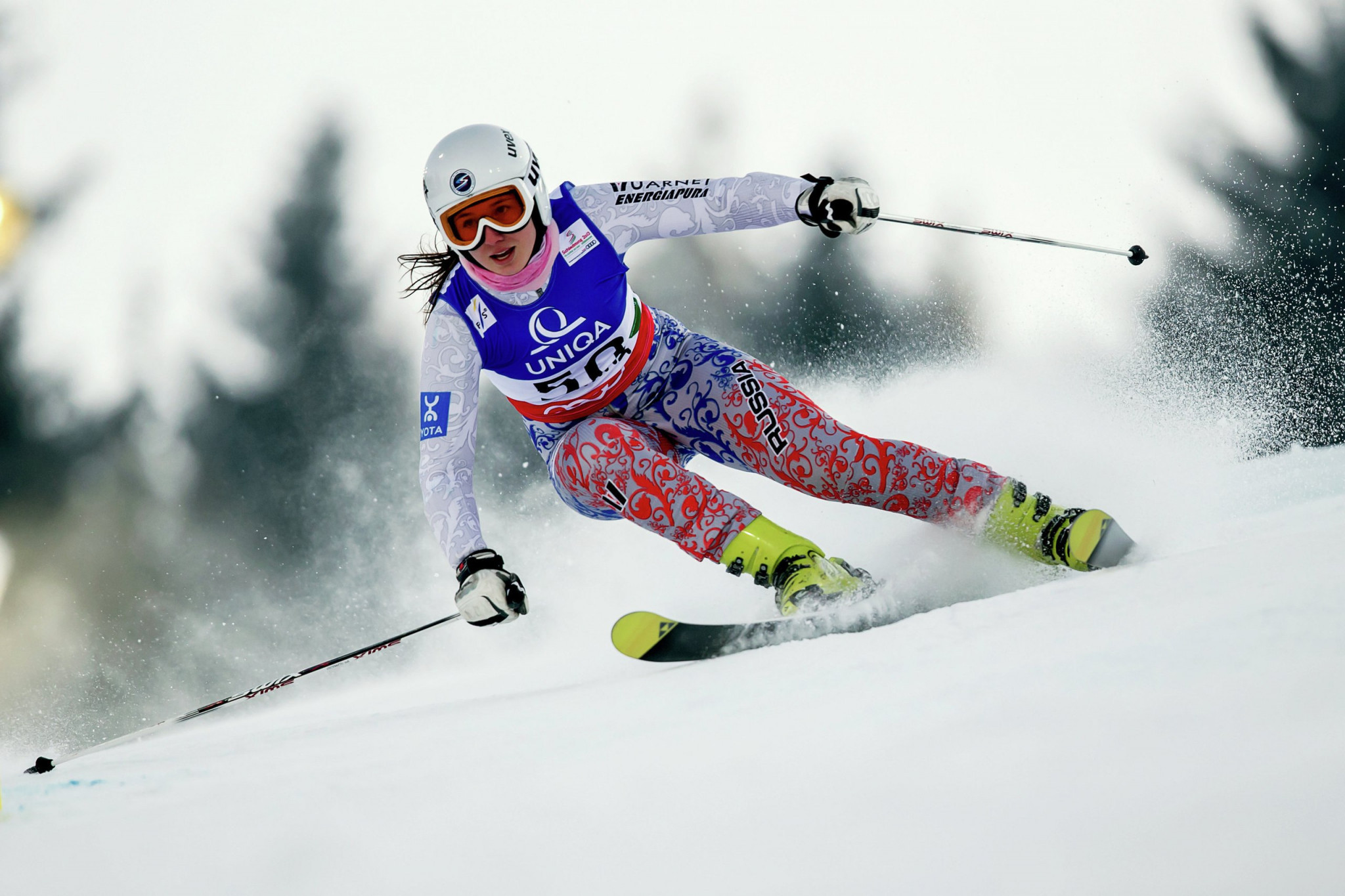 Alpine skiing test event set to be held in Krasnoyarsk in preparation for 2019 Winter Universiade
