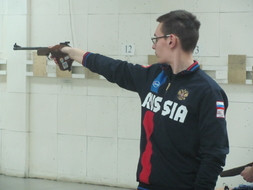 Russia excel in junior air pistol events at European Shooting Championships