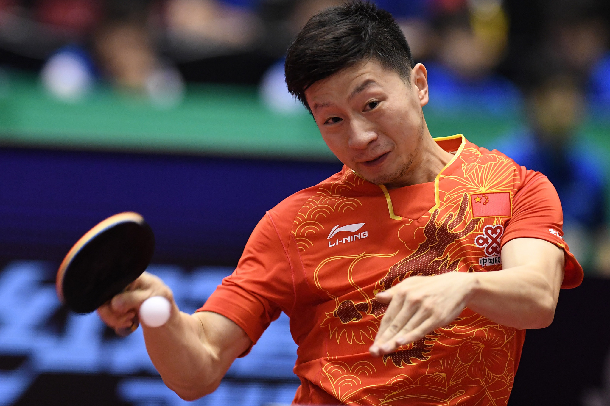 Champions China make good start to ITTF World Team Cup title defences