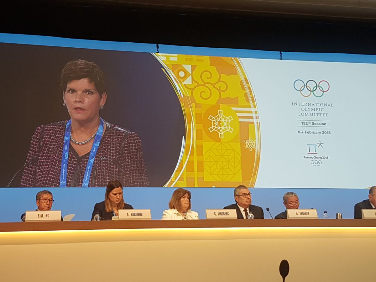 Hoevertsz insists no decision yet made on Russian suspension after fine paid to IOC
