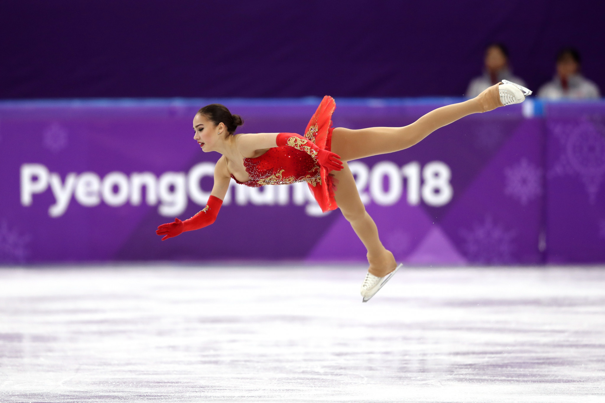 Zagitova secures first gold medal of Pyeongchang 2018 for Olympic Athletes from Russia