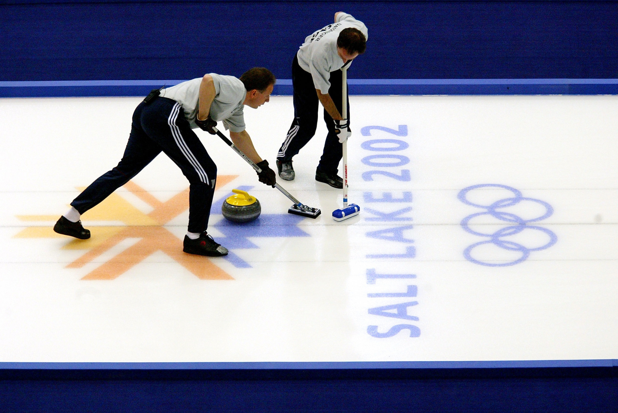 Keith Wendorf has been with the WCF since the 2002 Winter Olympic Games in Salt Lake City ©Getty Images