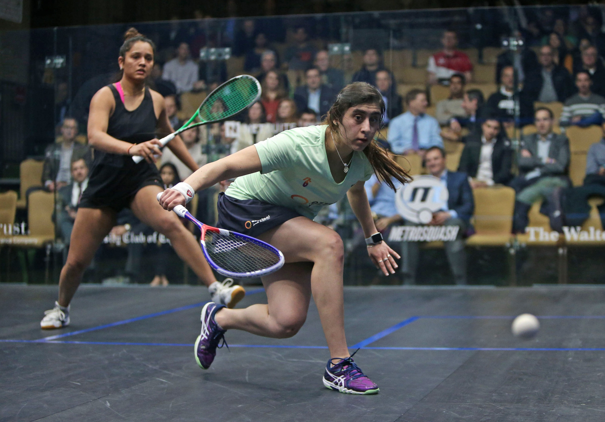 High seeds untroubled on opening day of PSA Windy City Open