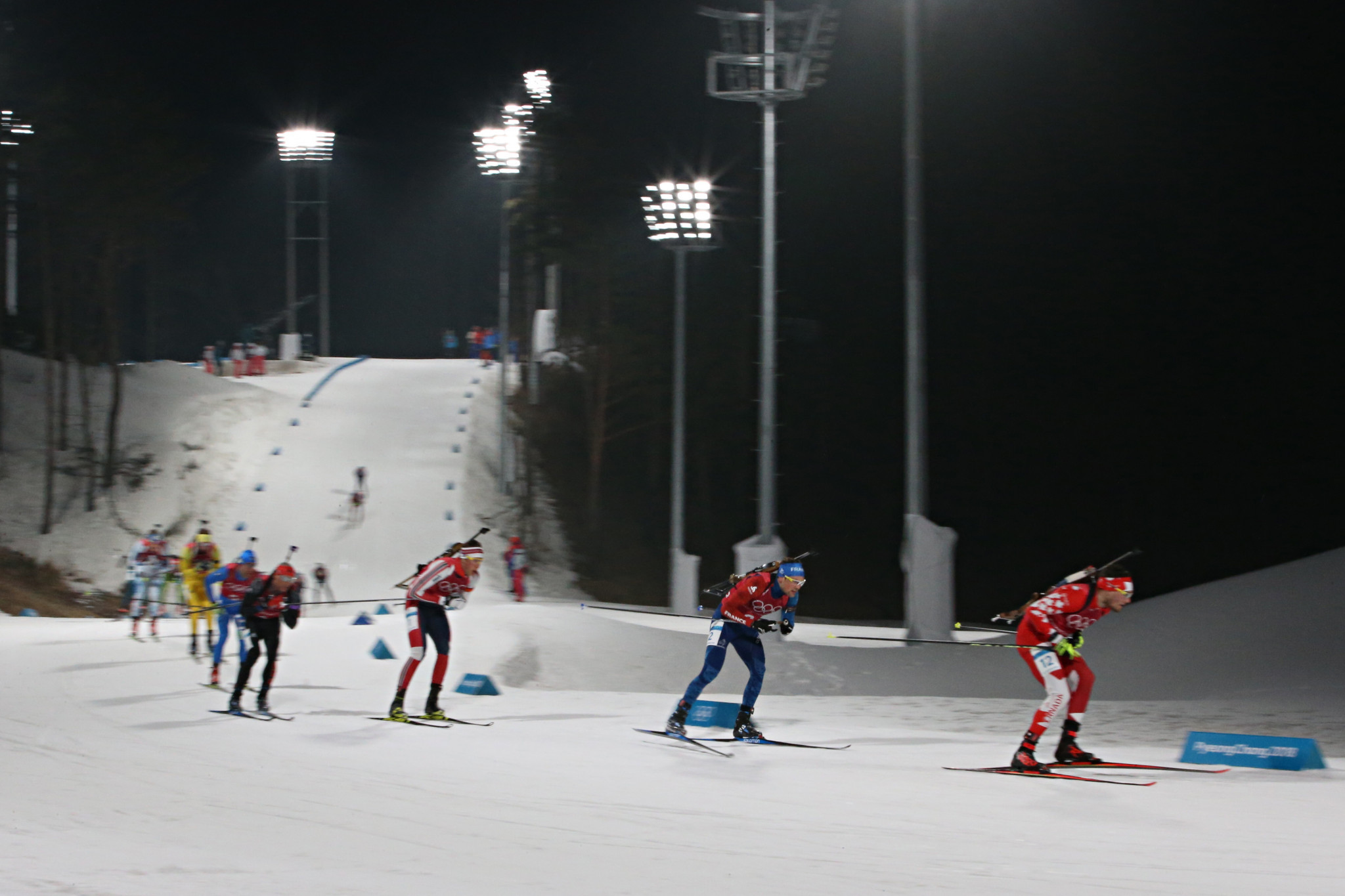 Pyeongchang 2018: Day 14 of competition
