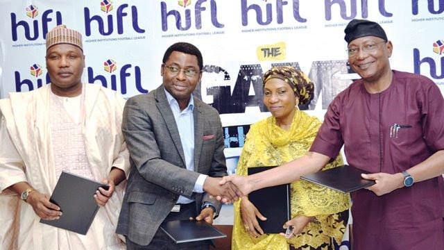 Nigeria establish university football league