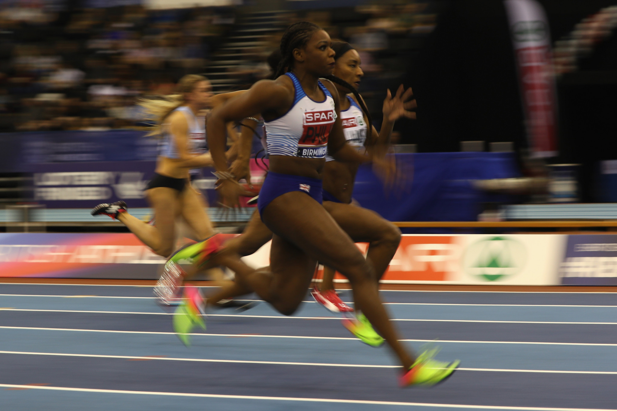 Search Consultancy to support volunteer programme for World Indoor Athletics Championships in Birmingham