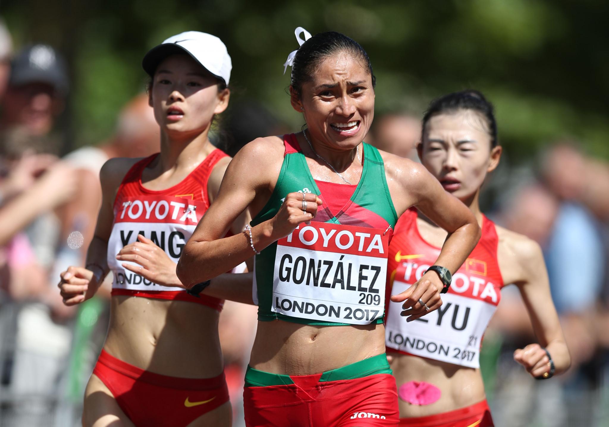 Monterrey set to host second event of 2018 IAAF Race Walking Challenge