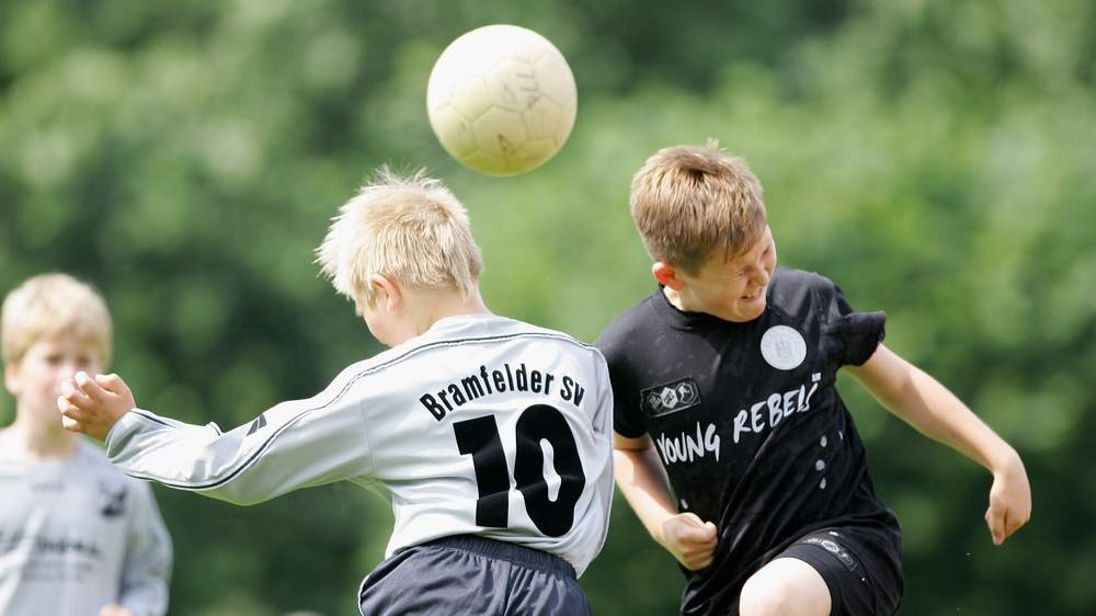 UEFA approve guidelines to limit heading in youth football