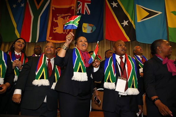Durban officially awarded 2022 Commonwealth Games