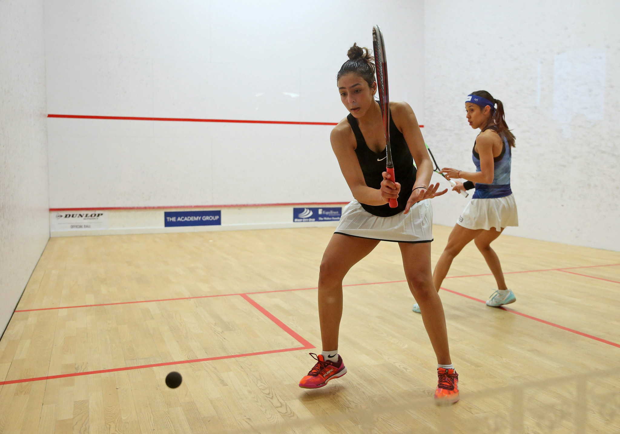 El Hammamy fights back to stun David in PSA Windy City Open first round