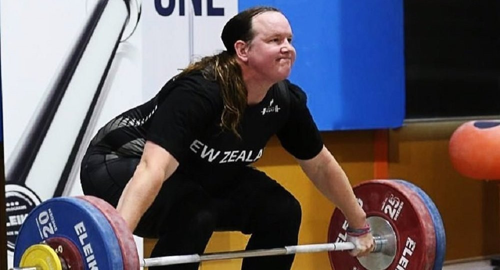 Laurel Hubbard's selection for New Zealand's team for Gold Coast 2018 has upset the Australian Weightlifting Federation ©Facebook
