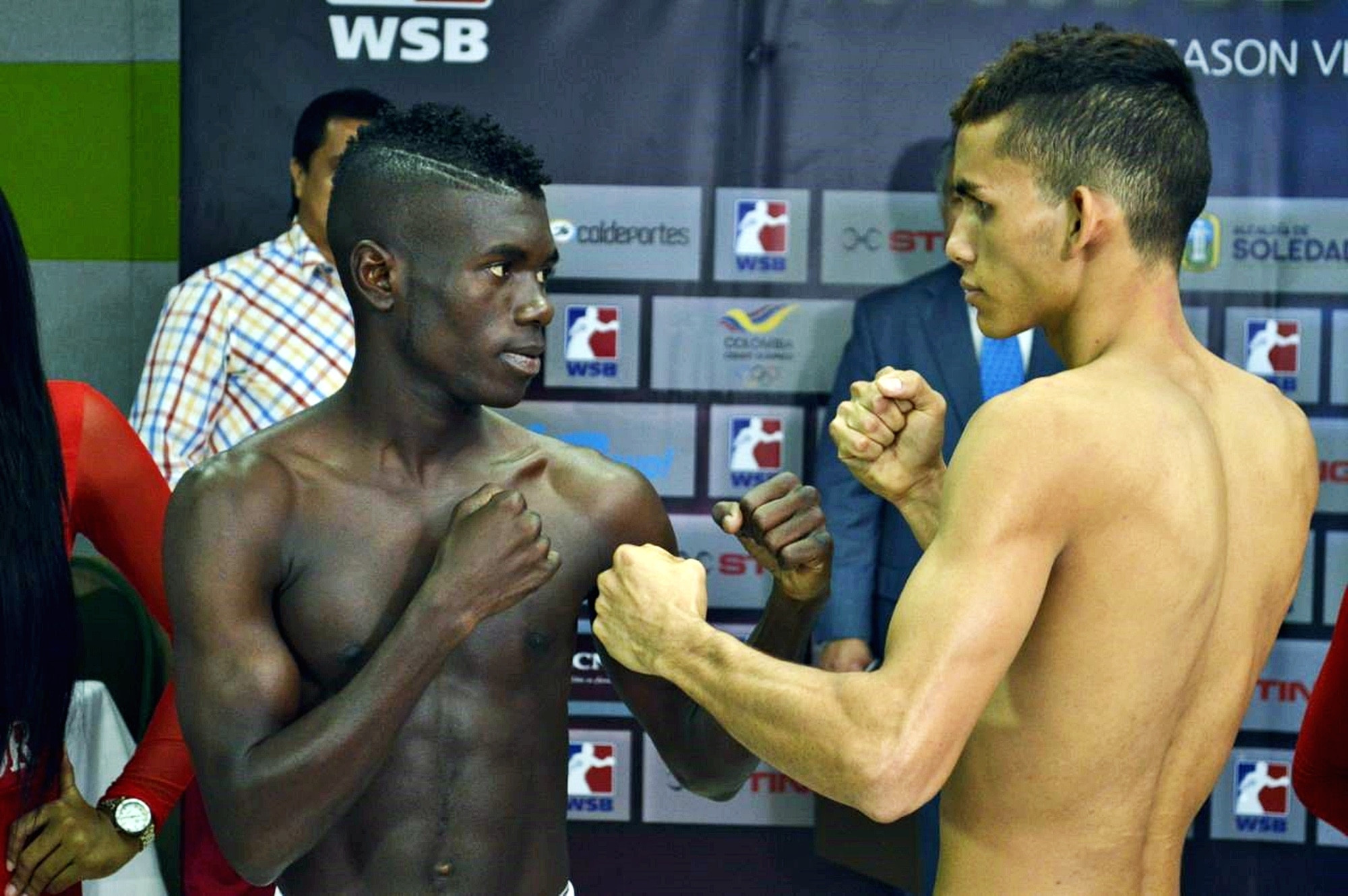 Colombia Heroicos clinch narrow win over Caciques Venezuela in World Series of Boxing