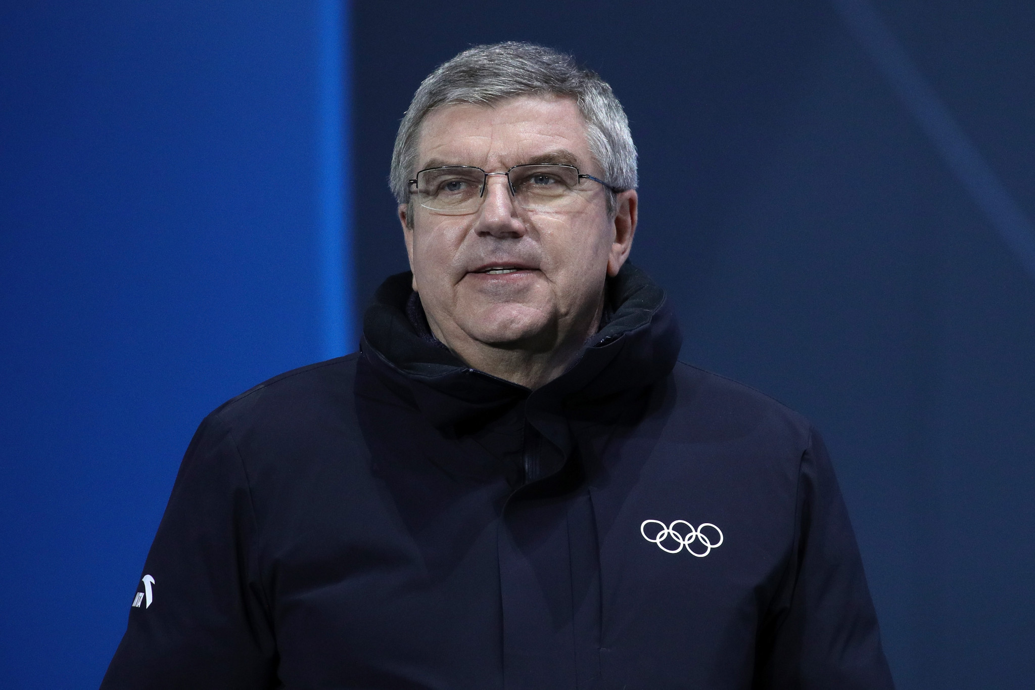 IOC President Thomas Bach chaired the Executive Board meeting today ©Getty Images