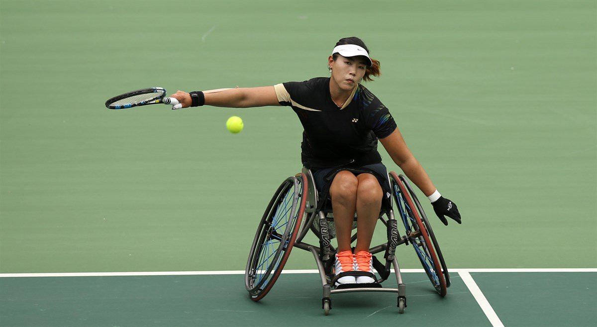 South Korea women's team clinch place at BNP Paribas Wheelchair World Team Cup Finals