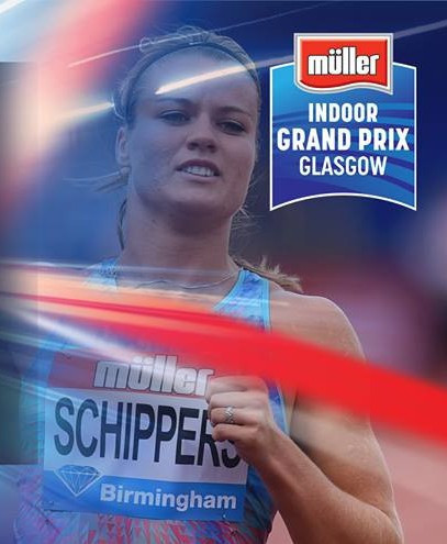 Schippers and Thompson set for IAAF World Indoor Championships dress rehearsal in Glasgow