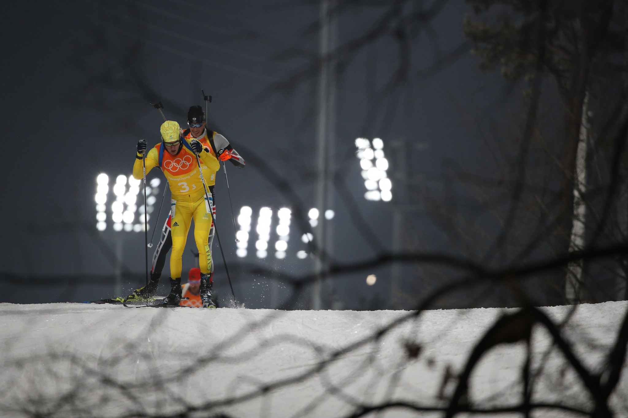 Sebastian Samuelsson of Sweden has been an outspoken critic of the IBU ©Getty Images