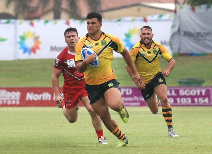 Australia triumph at home Rugby League Commonwealth Championship