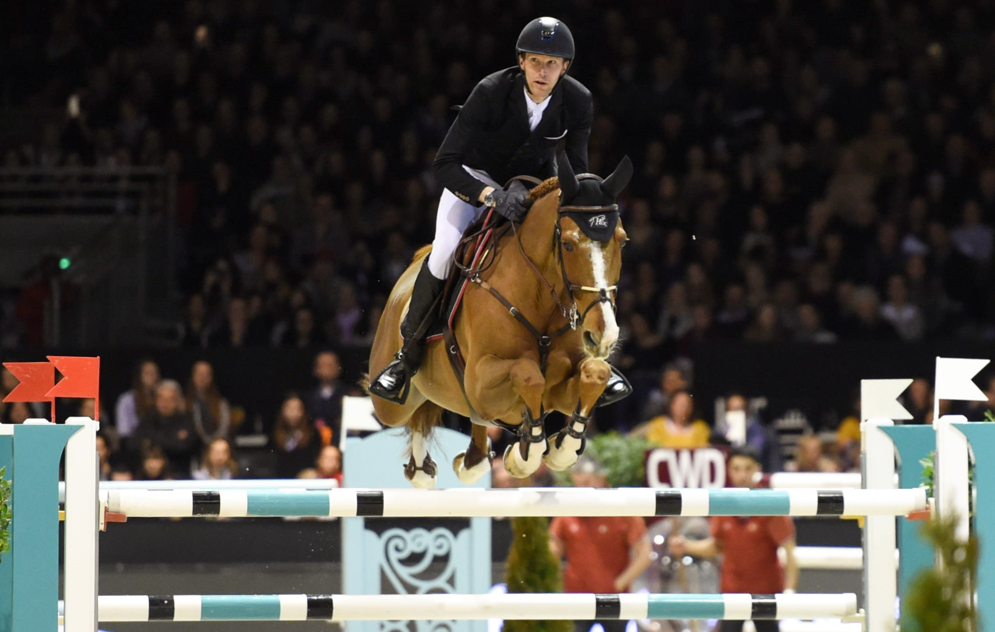 Gothenburg ready for final FEI World Cup Jumping Western European League event