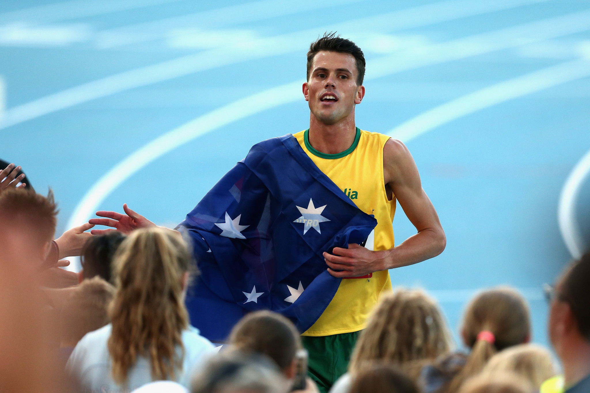 Full Australian athletics team for Gold Coast 2018 held up by appeal process