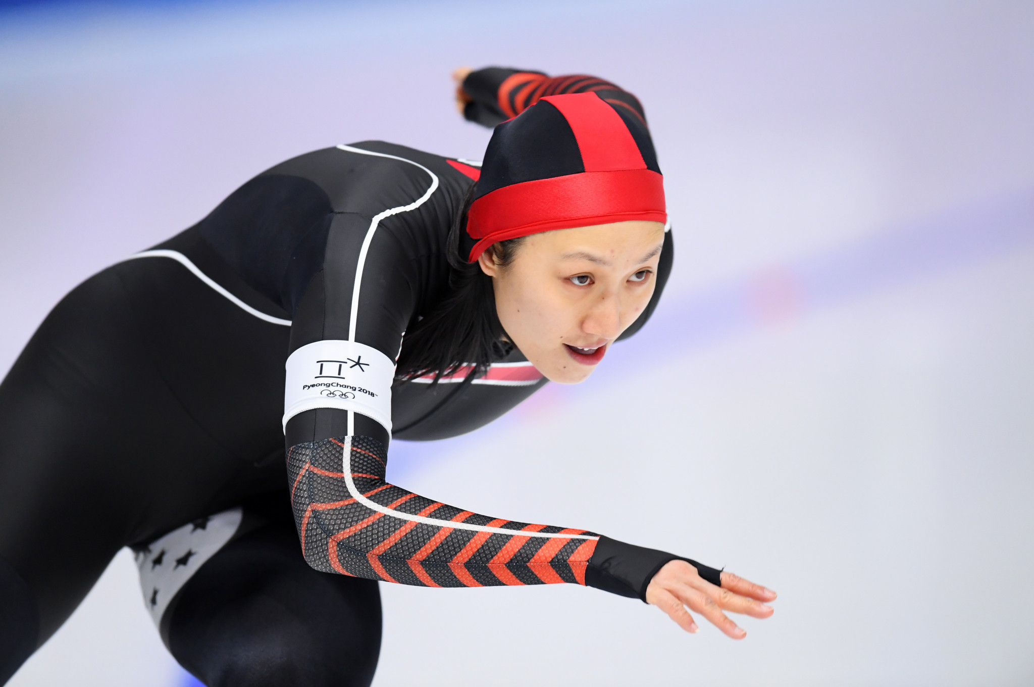 Chinese speed skater Zhang Hong has been elected onto the IOC Athletes' Commission ©Getty Images