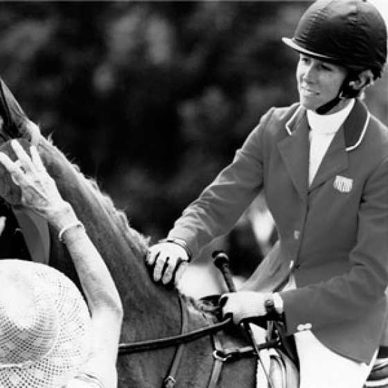 Olympic team eventing champion Karen Stives dies aged 64