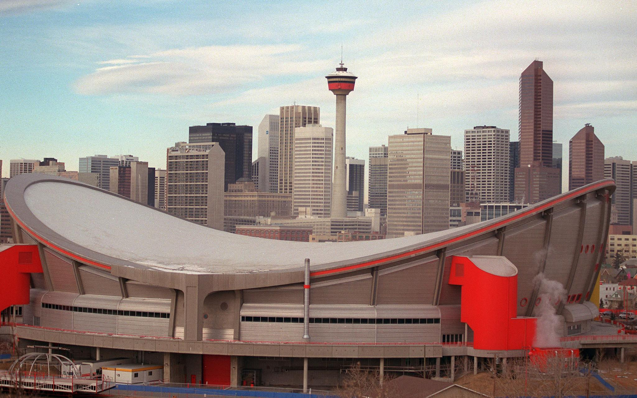 Calgary last hosted the Winter Olympic Games in 1988 ©Getty Images