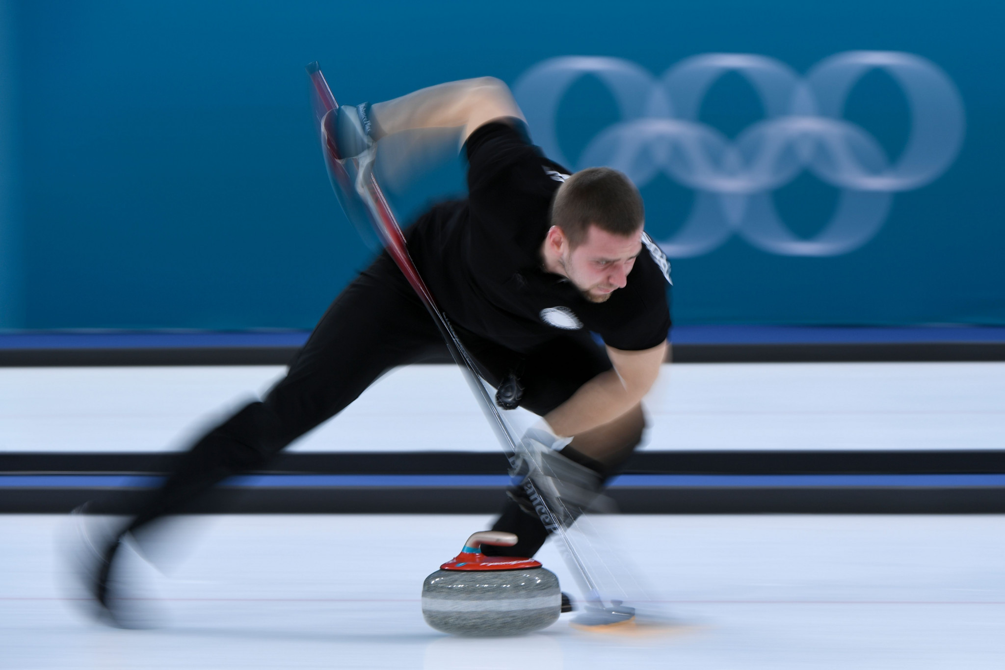 The Olympic Athletes from Russia team contributed to two of the four failed drugs test at Pyeongchang 2018, including curler Aleksandr Krushelnitckii, who was stripped of the bronze medal he won in the mixed doubles ©Getty Images