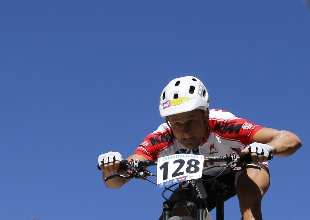 Federspiel and Indergand claim eliminator titles at Mountain Bike and Trials World Championships