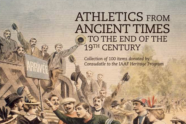 The new IAAF Heritage department will receive 100 historic items at this week's IAAF World Indoor Championships ©CONSUDATLE