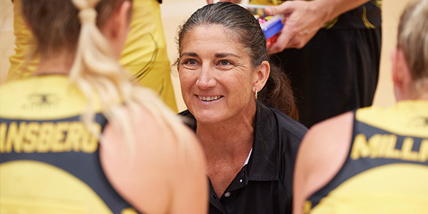 Netball Australia Centre of Excellence appoints new head coach