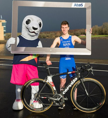 Atos are the latest company to sign up for when Glasgow host the first multi-sport European Championships later this year ©Glasgow City Council