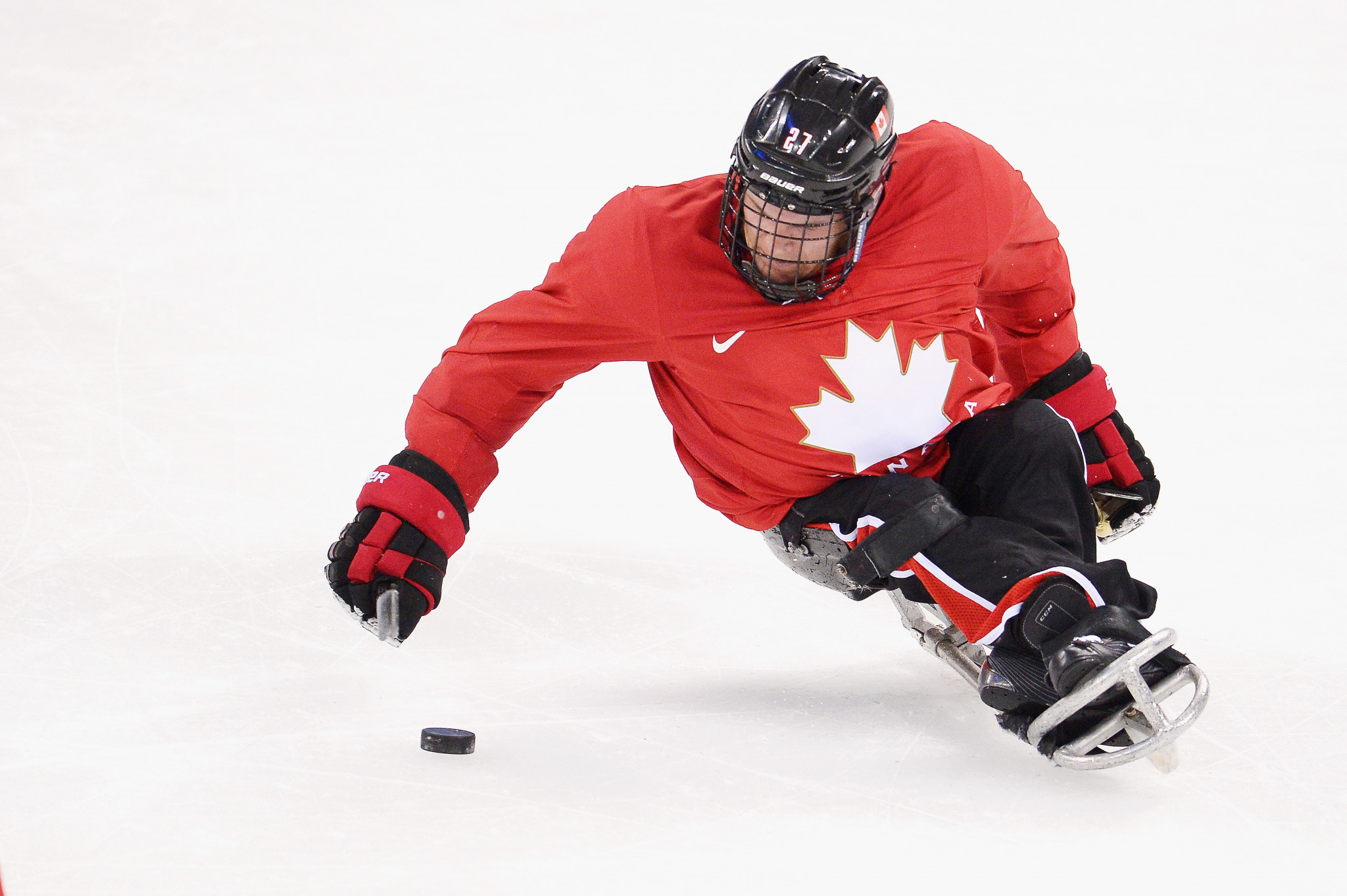 Canada announce ice hockey team for Pyeongchang 2018 Paralympics
