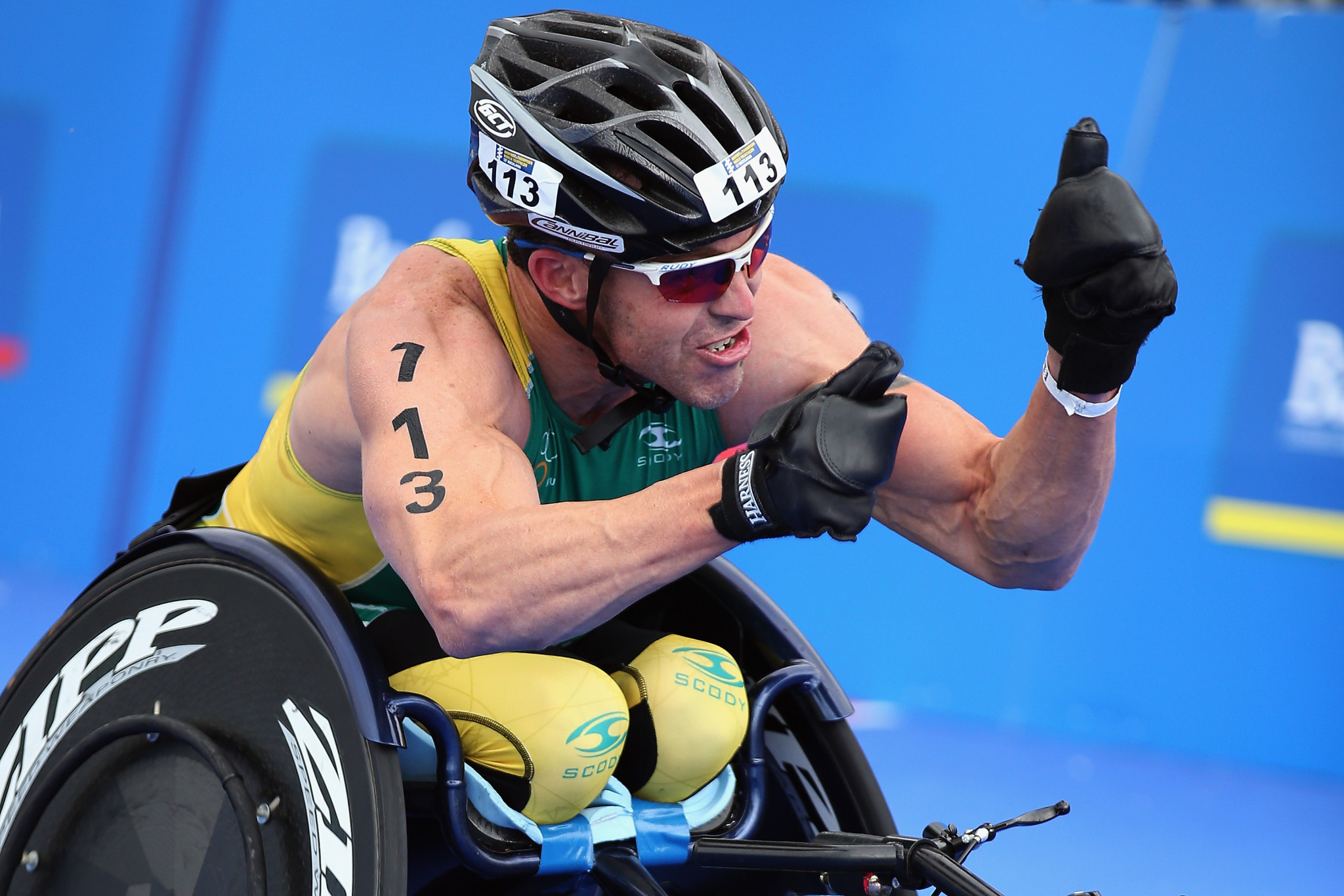 Australia unveil Paratriathlon team for Gold Coast 2018